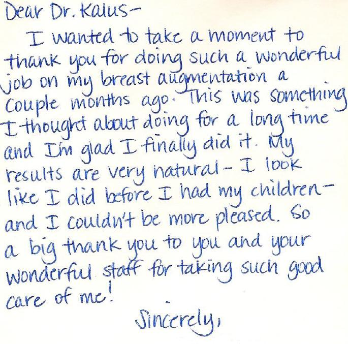 Plastic Surgery Patient Testimonials And Reviews Charleston South